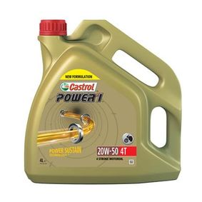 SAE-20W-50 Car oil from CASTROL 15049B original quality