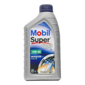 Aceite de motor 15W-40 (150559) de MOBIL comprar online
