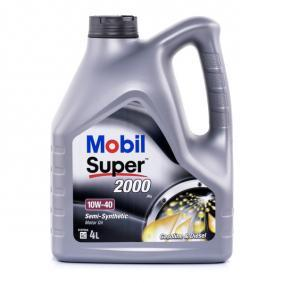SAE-10W-40 Car oil from MOBIL 150865 original quality