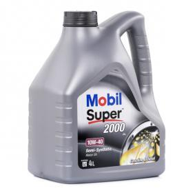 MOBIL Auto oil 10W40 (150865) at low price
