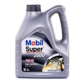 VOLVO S80 Olja till bilen 150865 tillverkarens MOBIL i högkvalitativa