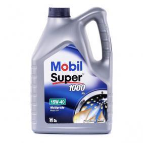 150867 Motorenöl von MOBIL hochwertige Ersatzteile