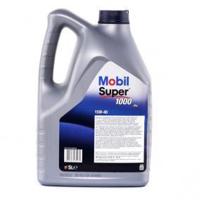 SAE-15W-40 Motor oil MOBIL, Art. Nr.: 150867