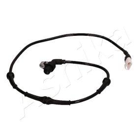 Sensor, Raddrehzahl ASHIKA Art.No - 151-03-351 OEM: 96FB2B372BD für FORD, MAZDA, VOLVO, FORD USA kaufen
