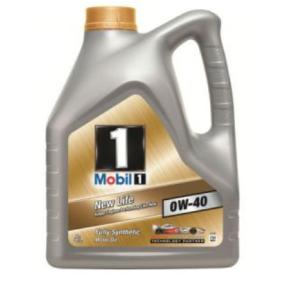 двигателно масло 0W-40 (151053) от MOBIL купете онлайн