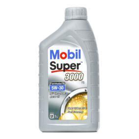 ACEA A5 Moottoriöljy (151521) merkiltä MOBIL edullisesti tilaus