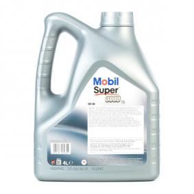 MG MGF Car oil 151776 from MOBIL best quality