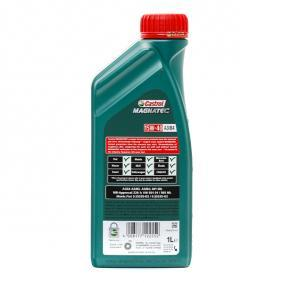 HONDA Jazz II Хечбек (GD, GE3, GE2) 1.2 i-DSI (GD5, GE2) 78 2002 Автомобилни масла CASTROL (151B4A) на ниска цена