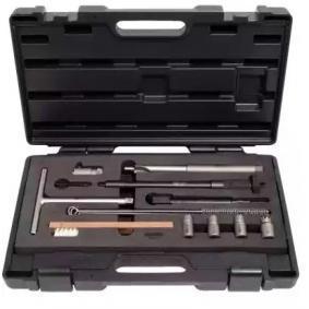 Kit de fresado y limpieza, cavidad inyector CR 152.1170 KS TOOLS