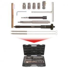 KS TOOLS Rengörings- / fräsverktygssats, CD-spridarschakt 152.1170 nätshop