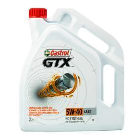 VOLVO Olja till bilen tillverkarens CASTROL 15218F i OEM kvalité