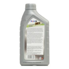 двигателно масло 0W-20 (152795) от MOBIL купете онлайн