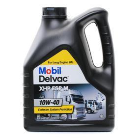 SAE-10W-40 Car oil from MOBIL 153122 original quality