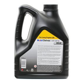 SAE-10W-40 Motor oil MOBIL, Art. Nr.: 153122