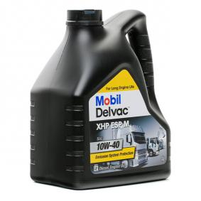 MOBIL Auto oil 10W40 (153122) at low price