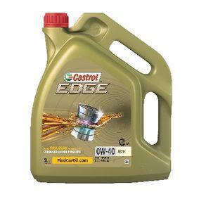 CASTROL Автомобилни масла 0W40 (15337F) на ниска цена