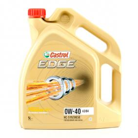FORD FOCUS Aceite motor 15337F from CASTROL Top calidad