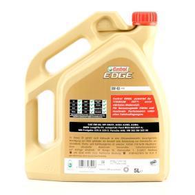 MERCEDES-BENZ 124-es széria CASTROL Autó olaj, Art. Nr.: 15337F