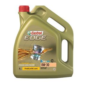 Двигателно масло SAE-0W-30 (1533DD) от CASTROL купете онлайн