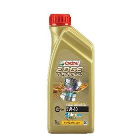 FIAT Motorový olej od CASTROL 1535B5 OEM kvality