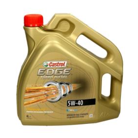 VW Golf 5 (1K1) 1.9 TDI CASTROL Двигателно масло (1535BA) купете на ниска цена онлайн