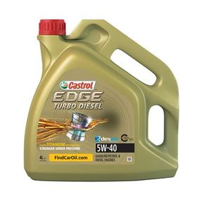 OPEL Oleje silnikowe ze CASTROL 1535BA OEM jakości