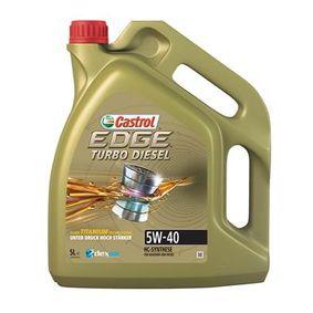 OPEL Motorový olej od CASTROL 1535BC OEM kvality
