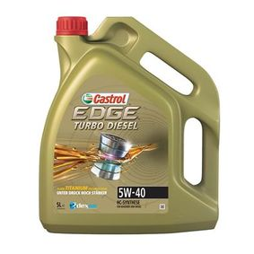 VW POLO CASTROL Motor oil, Art. Nr.: 1535BC
