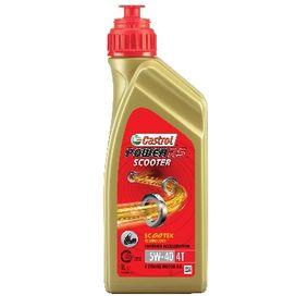 CASTROL Art. Nr.: 1535BD Motor oil FIAT