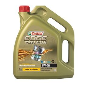 TOYOTA HILUX Pick-up CASTROL Motor oil, Art. Nr.: 1535BD