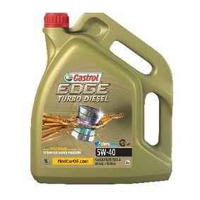 OPEL Oleje silnikowe ze CASTROL 1535BD OEM jakości