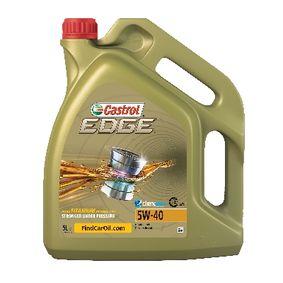 AUDI Auto oleje CASTROL (1535F1) za nízké ceny