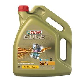 CASTROL Auto oil 5W40 (1535F1) at low price