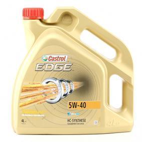 FORD Olja till bilen tillverkarens CASTROL 1535F4 i OEM kvalité