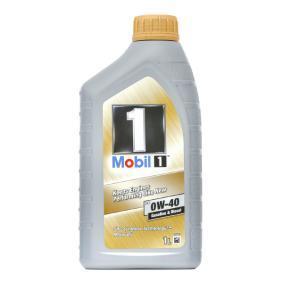 Óleo do motor 0W-40 (153672) de MOBIL comprar online
