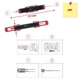 Entriegelungswerkzeug, Flach- / Rundstecker 154.0012 KS TOOLS