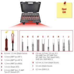 154.0155 Entriegelungswerkzeugsatz von KS TOOLS Qualitäts Werkzeuge