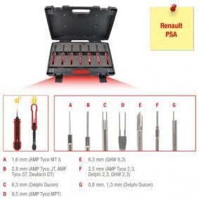 154.0160 Jogo de ferramentas de desbloqueio de KS TOOLS ferramentas de qualidade