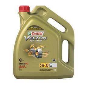 SAE-5W-30 Двигателно масло от CASTROL 154C31 оригинално качество