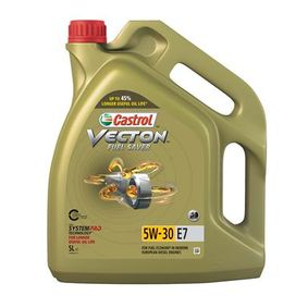 Cинтетично двигателно масло 154C31 от CASTROL оригинално качество