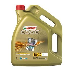 VW POLO CASTROL Motor oil, Art. Nr.: 1552FD