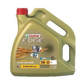 OPEL Двигателно масло от CASTROL 1552FF OEM качество