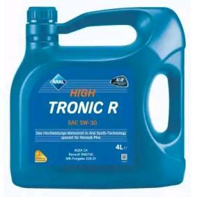 RENAULT RN0720 Engine Oil (1555F2) from ARAL buy