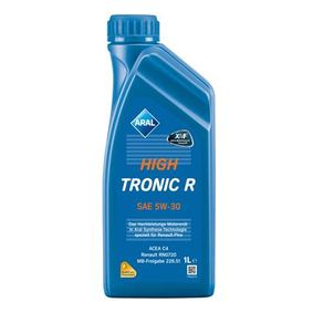 ARAL Engine Oil HighTronic, R, 5W-30, 4l 4008177080524 rating