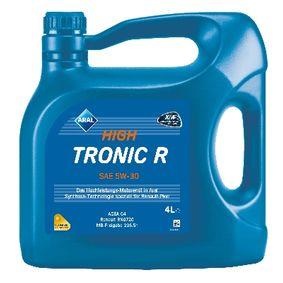 ARAL motorolaj HighTronic, R, 5W-30, 4l 4008177080524 értékelés