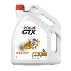 CASTROL Getriebeöl und Verteilergetriebeöl (1557B7)