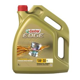VW POLO CASTROL Motor oil, Art. Nr.: 15669B