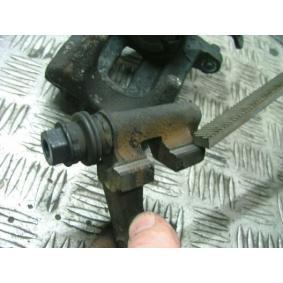 157.0960 Feile, Bremsbelagschacht-Reinigung von KS TOOLS Qualitäts Werkzeuge