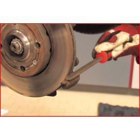 Feile, Bremsbelagschacht-Reinigung von hersteller KS TOOLS 157.0960 online