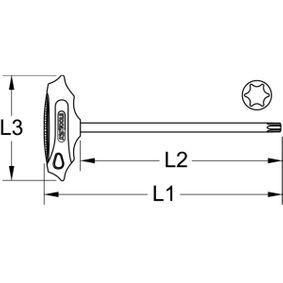 158.8056 Schraubendreher von KS TOOLS Qualitäts Werkzeuge